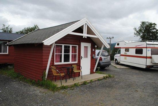 Lundhogda Camping og Motell: Stugan/hytten