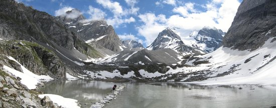 Hotel l'Edelweiss : Lac des Vaches