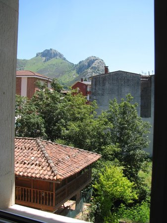 Hotel Picos de Europa: Another View from My Window