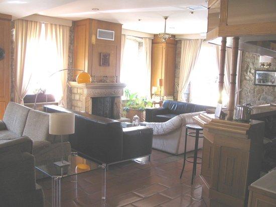 Hotel Picos de Europa: Lounge