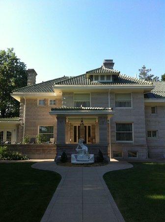 McNeill Stone Mansion B&B