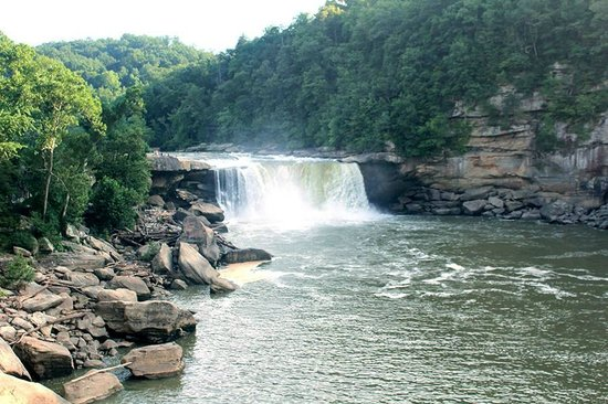 Cumberland Falls State Resort Park (Corbin, KY) omdömen