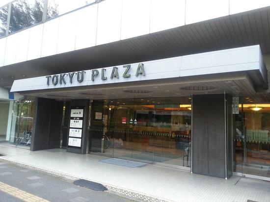 Tokyu Inn Wakayama : Front of Hotel