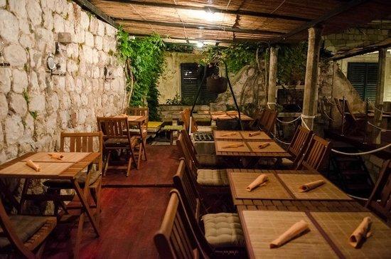Gardens Dubrovnik: Restaurant 11