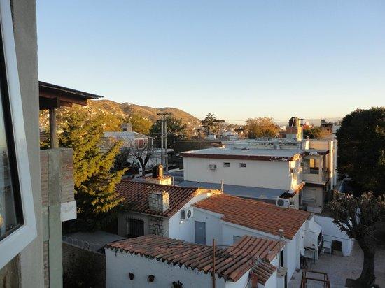 Hotel Altas Cumbres: Vista desde la ventana de la habitacion...