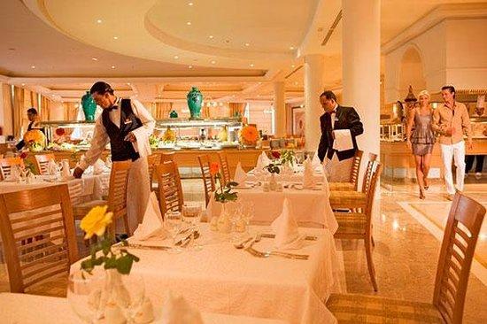 Hotel Palace Hammamet Marhaba: Restaurant