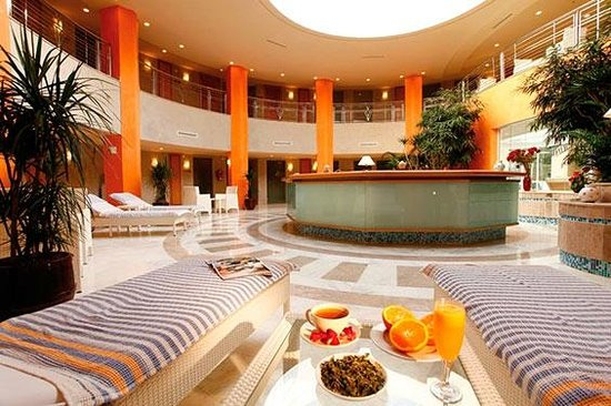 Hotel Palace Hammamet Marhaba: Spa and wellness