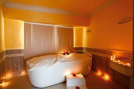 Hotel Palace Hammamet Marhaba: Spa and wellness