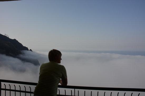 Vila Mia: Wolken