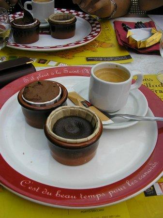 Grill Courtepaille : café douceur