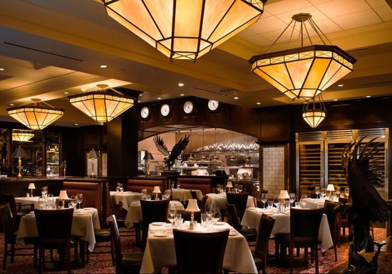 The Capital Grille : Fabulous Restaurant!!