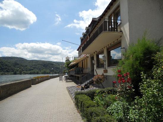 Rheinhotel  Zum Anker