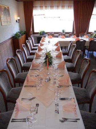 Rheinhotel  Zum Anker: Speisesaal