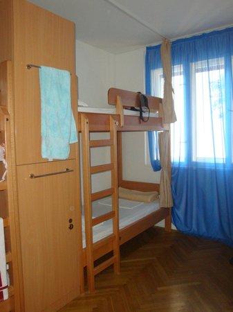 Tchaikovsky Hostel Split: Quarto
