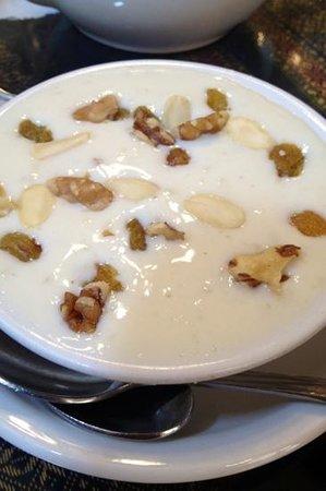 Himalayan Kitchen: rice pudding