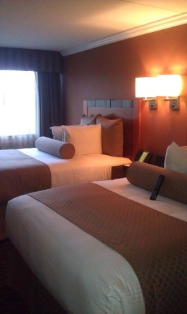 Bushkill Inn & Conference Center: Our room as you enter