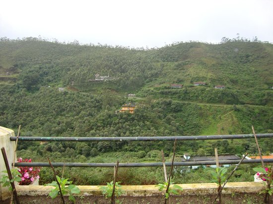 Elysium Garden Hill Resorts: View from Room
