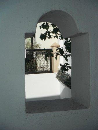 Dar el Souk: Terrace area