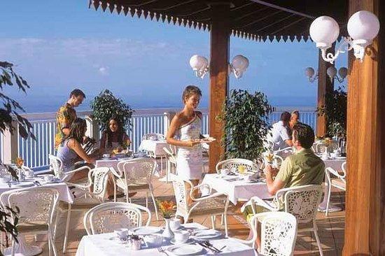 ClubHotel Riu Vistamar : Restaurant