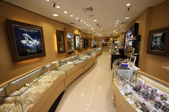 my jewelry store review of ballerina jewelers st