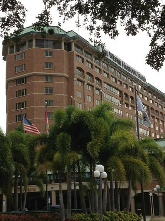 Westin Tampa Harbour Island: Westin Harbour Island, Tampa, FL