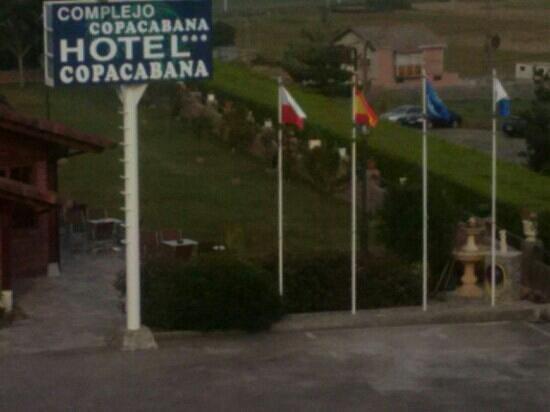 Liencres, España: hotel copacabana!genial!