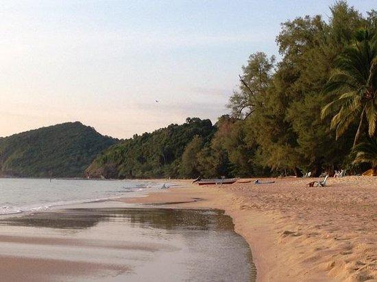 Sea Gypsy Village Resort & Dive Base: the beach