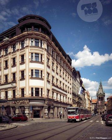 Fusion Hotel Prague: Exterior