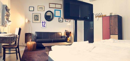 Fusion Hotel Prague: Vintage room
