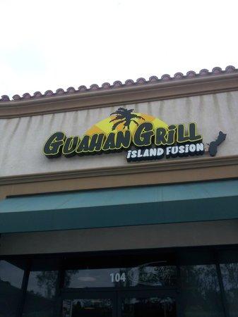 Guahan Grill, Island Fusion