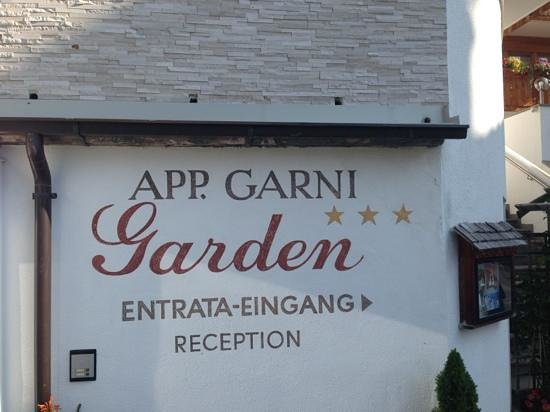 Garni Pension Garden: garden2