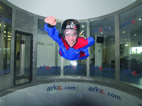Indoor skydiving prices : Ultimate game truck