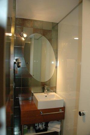Hotel Metropolis - Chateaux & Hotels Collection: le lavabo