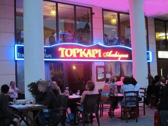 Topkapi Ambiyans: Un soir d'été