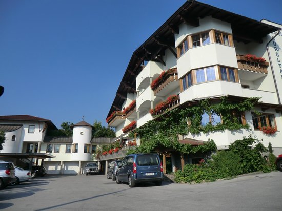 Hotel Gurgltaler Hof : hotel