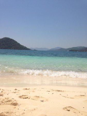 D- Resort Gocek: View at the beach
