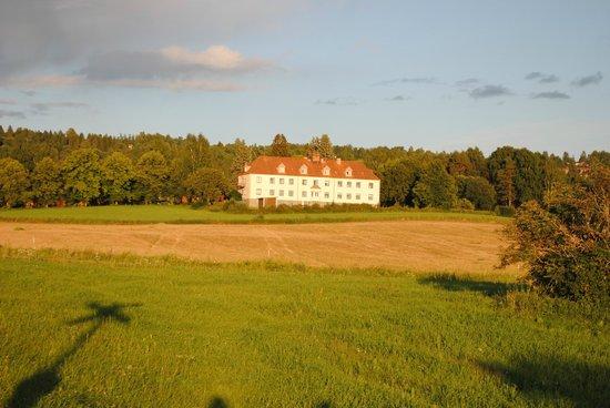 Kungshaga Hotell från sjösidan