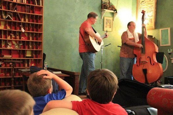 Beans in the Belfry: Open Mic Night