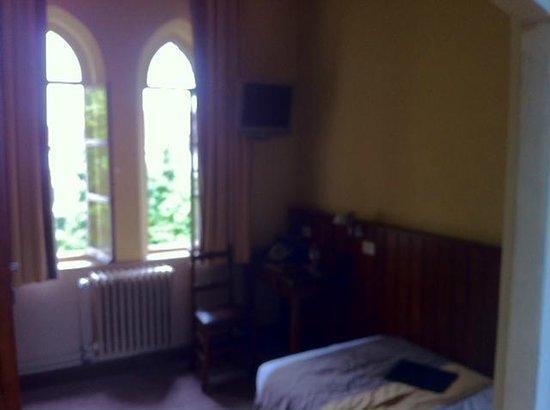 Poortackere Monasterium Hotel: Ma petite cellule