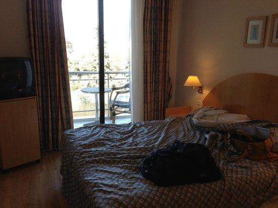 Glyfada Hotel : Room 205, Single Room