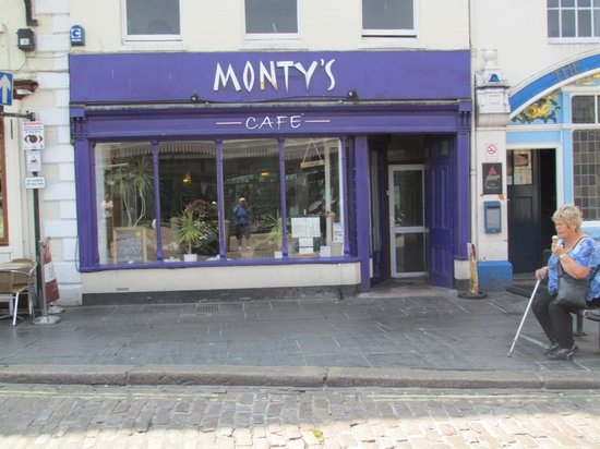Monty's Cafe and Coffee Shop: Monty's Cafe