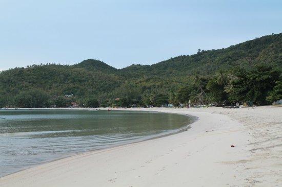 Havana Beach Resort: Bucht