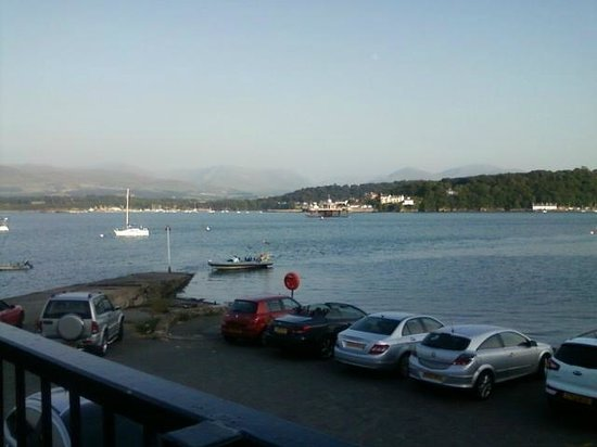 Harbour Hotel: Great views !