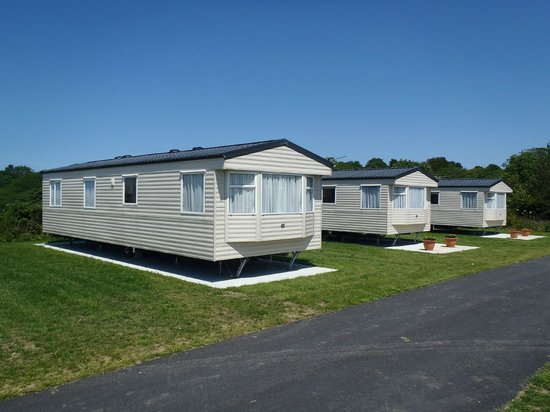 Pentire Haven Holiday Park: Holiday homes to hire