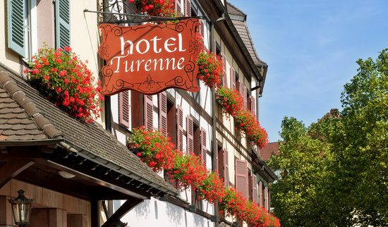 HOTEL TURENNE - Updated 2018 Prices & Reviews (Colmar, France ...