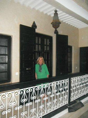 Dar Assalama: Outside room