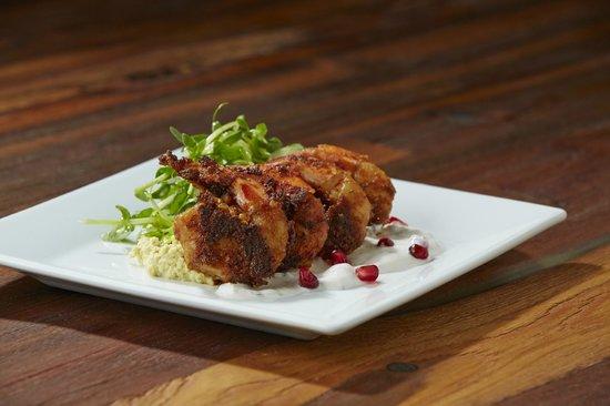 Jake's Del Mar: Moroccan Grilled Shrimp