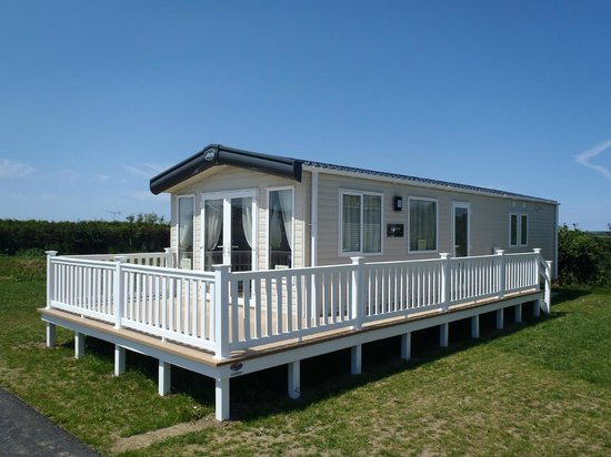 Pentire Haven Holiday Park: Holiday homes for sale