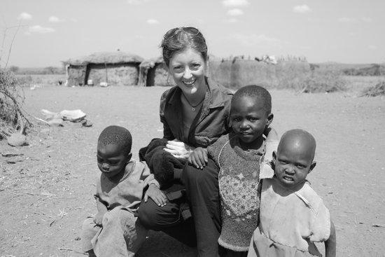 Campi ya Kanzi: Maasai Children