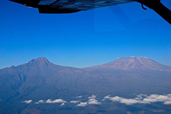Campi ya Kanzi: Mt Kilimanjaro